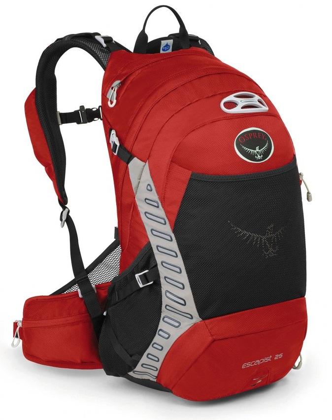 b7665e6f36113 Osprey Escapist 25 plecak rowerowy dostosowany do bukłaka